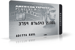 Platinum Card in India